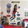 Fathead Kyle Beckerman Wall Graphic-Real Salt Lake