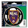 Real Salt Lake Die Cut Magnet