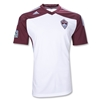 Colorado Rapids 2012 Away Replica Soccer Jersey