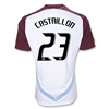 Colorado Rapids 10/11 CASTRILLON Away Soccer Jersey