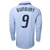 Sporting Kansas City 2012 BUNBURY Authentic LS Home Soccer Jersey