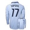Sporting Kansas City 2012 SAPONG Home Authentic Soccer Jersey