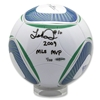 Landon Donovan Autographed & Inscribed 2009 MLS MVP Ball