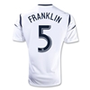 LA Galaxy 2013 FRANKLIN Home Soccer Jersey