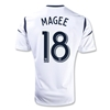 Los Angeles Galaxy 2013 MAGEE Home Soccer Jersey