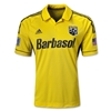 Columbus Crew 2013 Authentic Primary Soccer Jersey