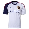 Real Salt Lake 2013 Secondary Soccer Jersey