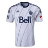 Vancouver Whitecaps FC 2014 Authentic Primary Soccer Jersey