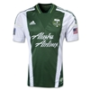 Portland Timbers 2014 Authentic Primary Soccer Jersey