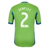 Seattle Sounders FC 2014 DEMPSEY Authentic Primary Soccer Jersey