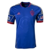 Colorado Rapids 2014 Authentic Secondary Soccer Jersey