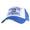 San Jose Earthquakes Slouch Flex Cap