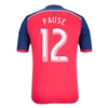 Chicago Fire 2014 PAUSE Authentic Primary Soccer Jersey