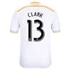 Houston Dynamo 2014 CLARK Authentic Secondary Soccer Jersey