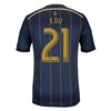 Philadelphia Union 2014 EDU Authentic Primary Soccer Jersey