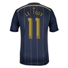 Philadelphia Union 2014 LE TOUX Authentic Primary Soccer Jersey