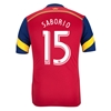Real Salt Lake 2014 SABORIO Authentic Primary Soccer Jersey