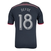 Toronto FC 2014 DEFOE Authentic Secondary Soccer Jersey