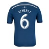 Vancouver Whitecaps 2014 DEMERIT Authentic Secondary Soccer Jersey