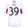 New England Revolution 2014 SENE Secondary Soccer Jersey