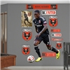 DC United E. Johnson Fathead Wall Decal