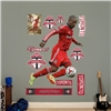 Toronto FC DeFoe Fathead Wall Decal