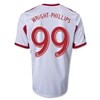 New York Red Bulls 2014 WRIGHT-PHILLIPS Primary Soccer Jersey