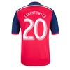 Chicago Fire 2014 LARENTOWICZ Primary Soccer Jersey