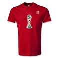 FIFA U-20 World Cup Turkey Youth Trophy T-Shirt (Red)