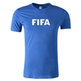 FIFA Brand Men's Fashion Logo T-Shirt (Royal)