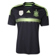 Spain 2014 Away Soccer Jersey