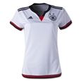 Germany 2015 World Cup Women's Home Soccer Jersey