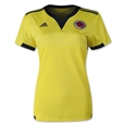 Colombia 2015 Women's Home Soccer Jersey