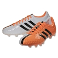 adidas 11Pro FG (White/Core Black/Flash Orange)