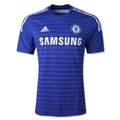 Chelsea 14/15 Authentic Home Soccer Jersey