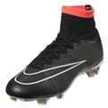 Nike Mercurial Superfly FG (Black/White/Hyper Punch)