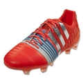 adidas Nitrocharge 1.0 FG (Infrared/Metallic Silver/Running White)