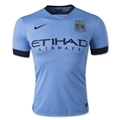 Manchester City 14/15 Authentic Home Soccer Jersey