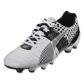 Puma King II Camo FG (Black/White)