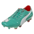 Puma evoPower 1 FG (Pool Green/White)