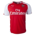 Arsenal 14/15 Home Soccer Jersey