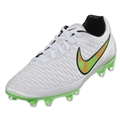 Nike Magista Orden FG (White/Green)