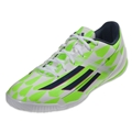 adidas F10 IN (Running White/Rich Blue/Neon Green)