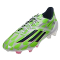 adidas F50 adizero FG (Running White/Rich Blue/Neon Green)