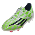 adidas F30 FG (Running White/Rich Blue/Neon Green)