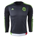 Mexico 2015 LS Home Soccer Jersey