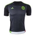 Mexico 2015 Authentic Home Soccer Jersey