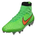 Nike Magista Obra SG-Pro (Poison Green/Total Orange)