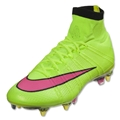 Nike Mercurial Superfly SG-Pro (Volt/Hyper Pink)