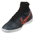 Nike Elastico Superfly IC (Black/Total Crimson)
